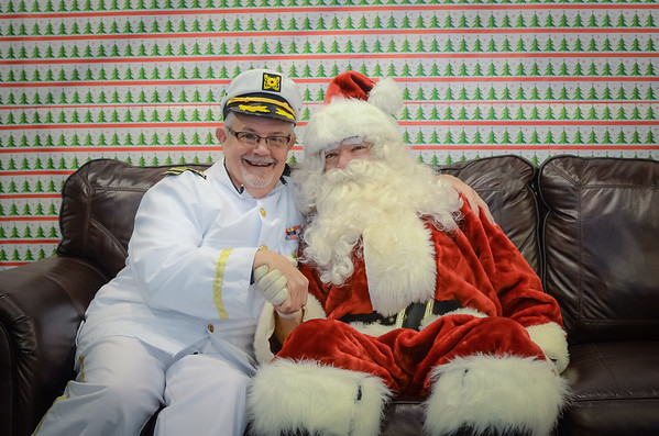 Lake County Captains - Breakfast with Santa 2016