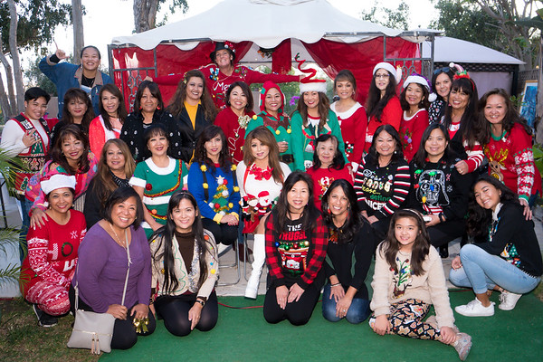 """Ugly Sweater"" Christmas Party"