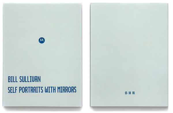 self portraits with mirrors