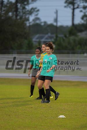 Bayside Girls Soccer JV-V 12.12.19