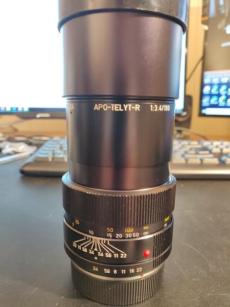 Leica R 180mm 3.4 APO-Telyt-R Boxed - Serial 2867222 003.jpg
