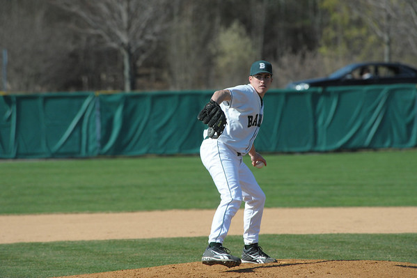 babson baseball  UMASS  4.5.2010