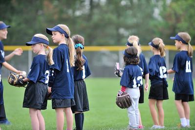 2013 Strongsville Tball Girls