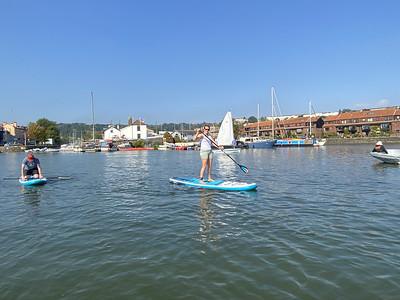 18th September Harborside Adventure 11am-Jake and Ruthe