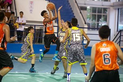 CAMPRISA HS Basketball 2014 SFAMSC vs St. Michael