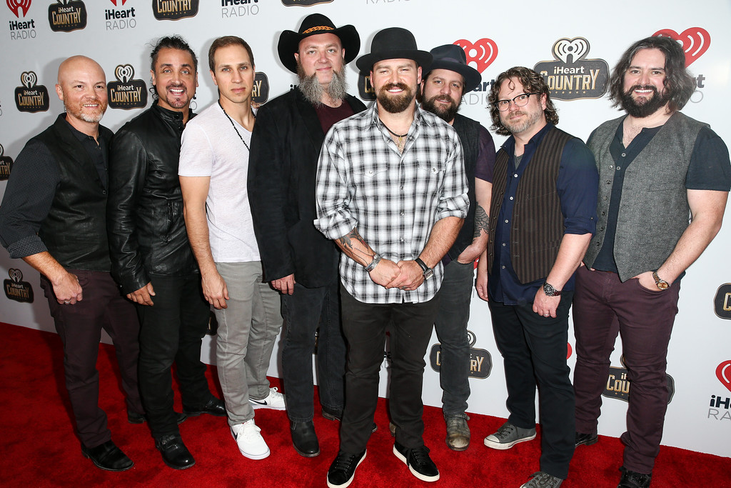 . Zac Brown Band attends the 2016 iHeartRadio Country Festival held at Frank Erwin Center on Saturday, April 30, 2016, in Austin, Texas. Zac Brown Band performs at Blossom Music Center on June 9. For more information, visit livenation.com/events/636938-jun-9-2017-zac-brown-band. (Photo by John Salangsang/Invision/AP)
