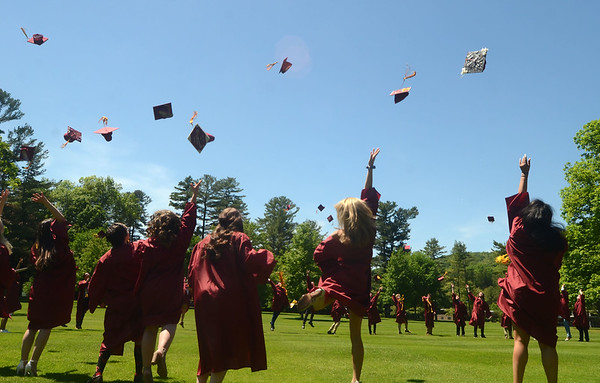 Lenox High School graduation - 060919