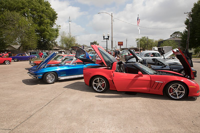 Spindletop Street Rods Car Show 2018