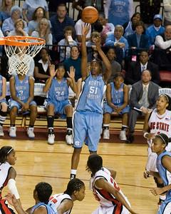 Carolina vs. NC State, Jan 13, 2008 - Player Highlights