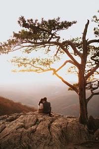 Monica + Josh Engagement