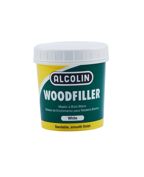 Alcolin Woodfiller White 400g
