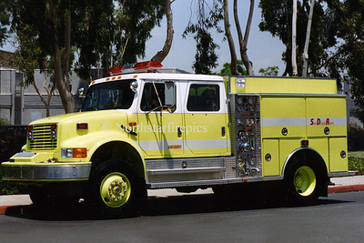 San Diego Rural Fire Department