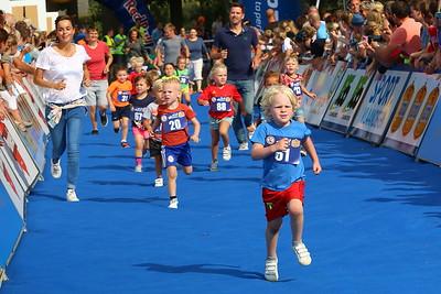 Sterke Peer triatlon 2018 - Wardjes kids run