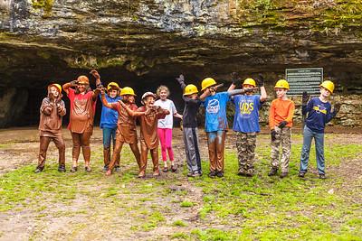Cave Field Trip, 4-4-17