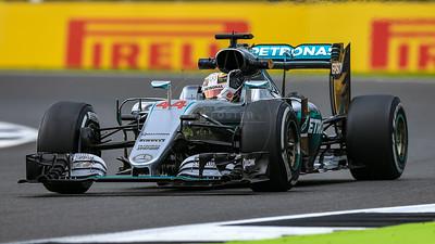 2016 F1 British Grand Prix