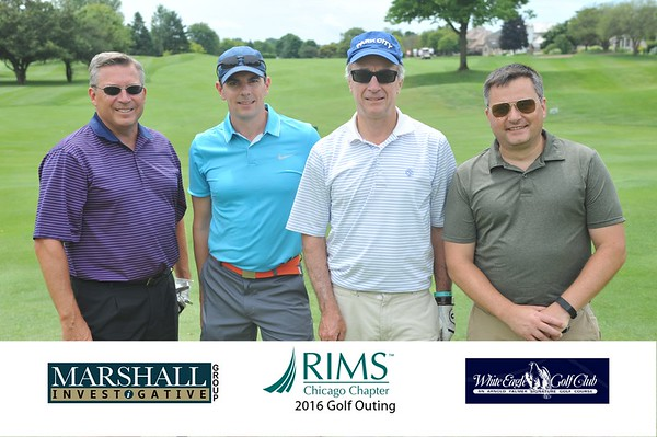 Chicago Chapter RIMS Golf Outing 2016