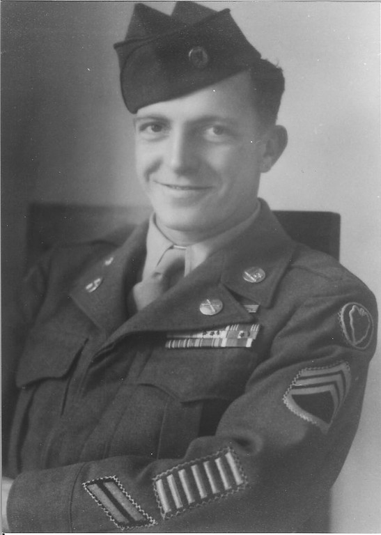 . Josesph Steinberg in an undated photo. His remains were repatriated to the United States from North Korea where he was taken prisoner during the Korean War. He died while still a POW in 1951 and his remains were finally positively identified through the use of DNA matching techniques. He was buried with full military honors at Golden Gate National Cemetery on Aug. 1, 2013. (Courtesy of Jody Sullivan)