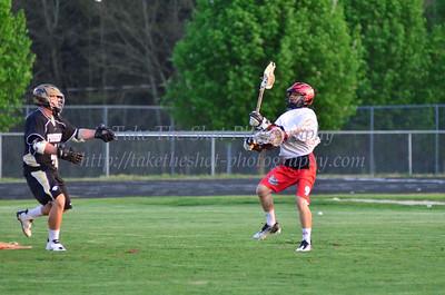 2012-03-16 BHS Lacrosse VS Providence