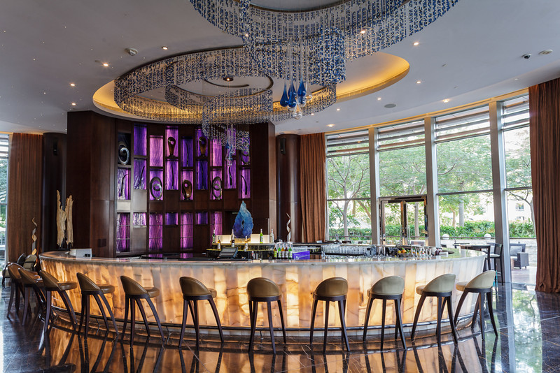Calabar Restaurant, Dubai. Commissioned by Fijiwater.