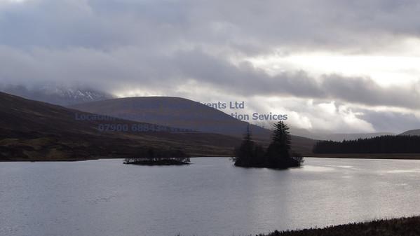 Loch on A890