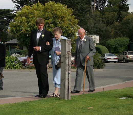 Derek & Ashley's Wedding - 10.01.2006