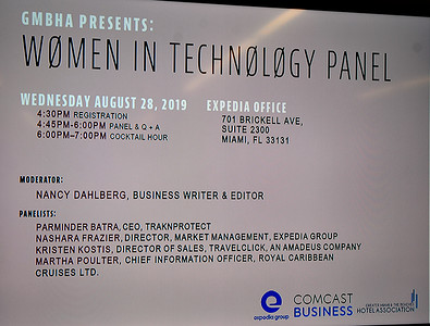 GMBHA 2019 Women In Technology@Expedia