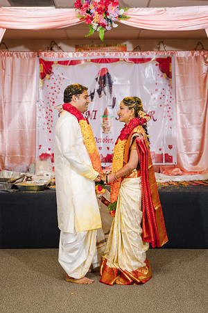 2018 Rohini Srikar Wedding