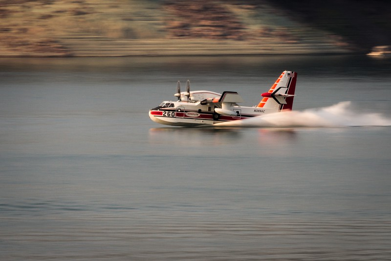 Aero-Flite CL415 refilling on Lost Creek Lake Oregon.jpg
