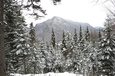 2013 Raquette Détente Les Cascades et Les Draveurs Sud