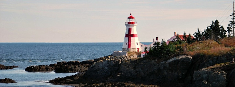 Campobello Island and East Quoddy Light