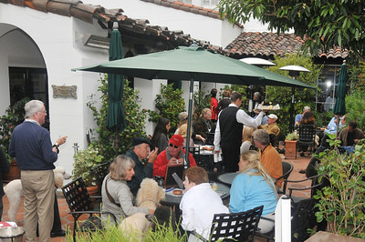 Poodle Day - Party at the Cypress Inn