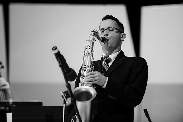 UMES Jazz Orchestra Performance 2014