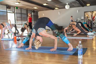 CorePower Yoga - Saturday June 4 Robin's Class
