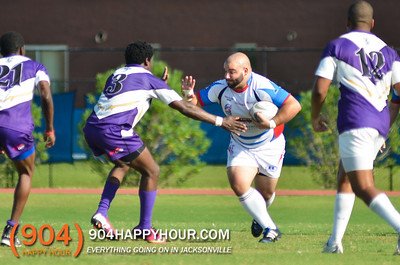 Axemen Rugby Playoff Game - 8.10.13
