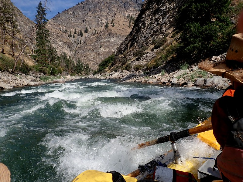 Middle Fork Salmon River Idaho