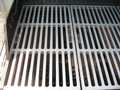 Grill Grate Overlays