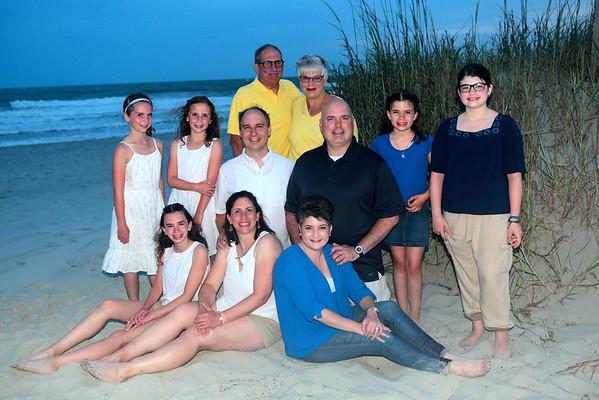 The Langenderfer Family