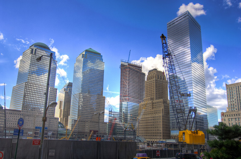 Ground Zero at work