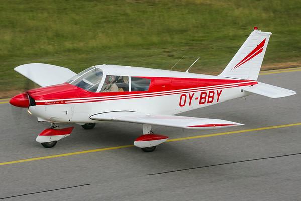 OY-BBY - Piper PA-28-180 Cherokee C