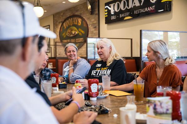 Mayor's Coffee with a Veteran