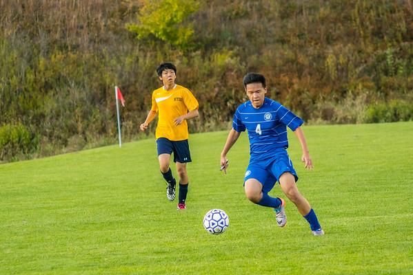 Soccer Boys JV 2015