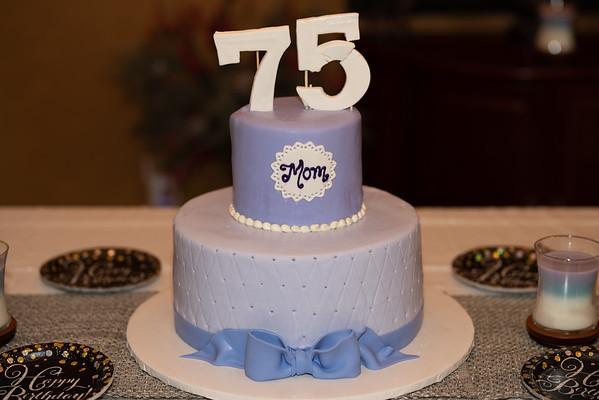 Dee 75th Birthday Bash