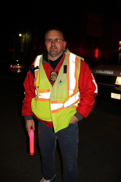 Fire Response, West Atlantic St. Chestnut St., Shenandoah (5-26-2013)