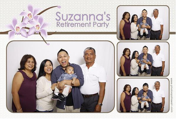 Suzanna's Retirement Party (Fusion Portraits)