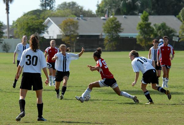 Soccer 10/18/08