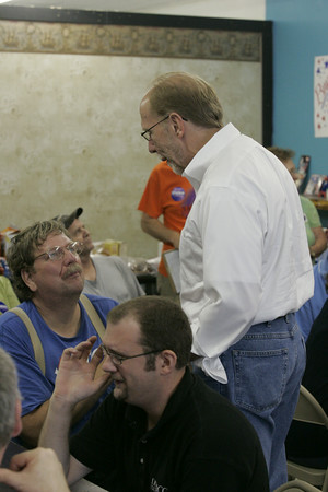 Ottumwa Democratic Campaign Office with Dave Loebsack