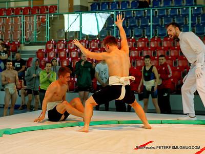 Poland Sumo Championship Strzelce Opolskie april 2017