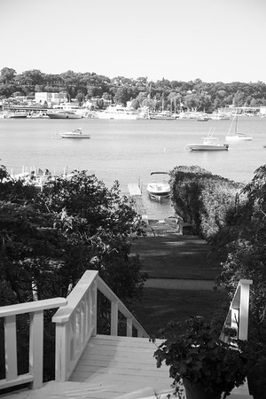 Maddie + Matt / Harbor Point Engagement Harbor Springs Photography