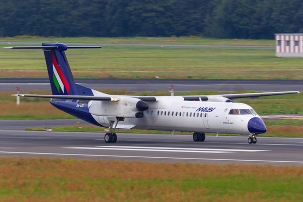 HA-LQC - Bombardier Dash 8 Q400