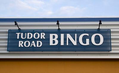 Tudor Road Bingo